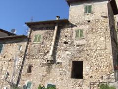 Vendita appartamento da ristrutturare in centro storico,  Olevano Romano