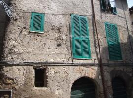 Vendita appartamento in centro storico,  Olevano Romano