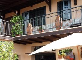 Vendita villa panoramica con giardino a Bellegra