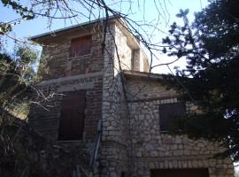 Vendita villino panoramico tre livelli con giardino,  Serrone (Fr)