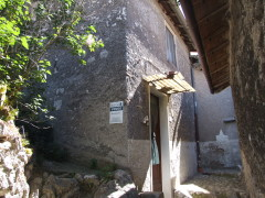 Vendita appartamento completamente indipendente e panoramico nel centro storico di Olevano Romano