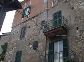 Affitto appartamento di ampia metratura al piano terra a Olevano Romano