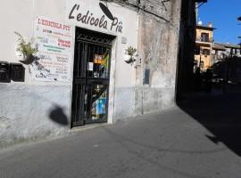 Vendita licenza per attività commerciale di edicola a Olevano Romano