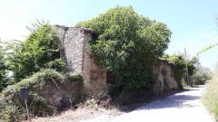 Vendita fabbricati agricolo/residenziale da demolire con terreno a Olevano Romano