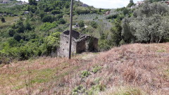 Vendita terreno con fabbricato da demolire e ricostruire a Olevano Romano