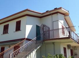 Affitto appartamento arredato con giardino e terrazzo a Olevano Romano