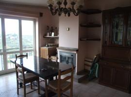 Affitto appartamento indipendente e arredato nella campagna di Olevano Romano
