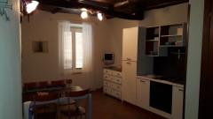 Vendita appartamento ristrutturato in centro storico con due camere,  Olevano Romano