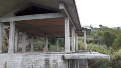 Vendita rustico in cemento armato di villa unifamiliare a Olevano Romano