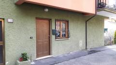 Affitto appartamento indipendente al p.t. con due camere a Olevano Romano