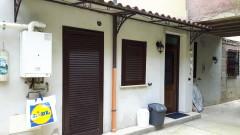 Vendita appartamento termoautonomo con due camere al p.t. a Olevano Romano