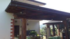 Vendita villino unifamiliare con terreno e giardino a Olevano Romano