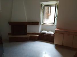 Affitto appartamento arredato in centro storico a Olevano Romano