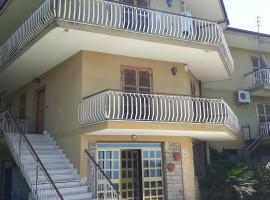 Affitto villino indipendente con rustico e giardino a Olevano Romano