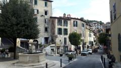 Affitto appartamento centrale, arredato e panoramico a Olevano Romano