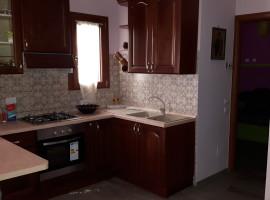 Affitto appartamento con corte esclusiva e cantina a Olevano Romano