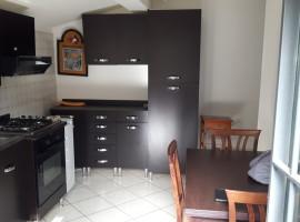 Vendita appartamento arredato e termoautonomo con due camere a Olevano Romano